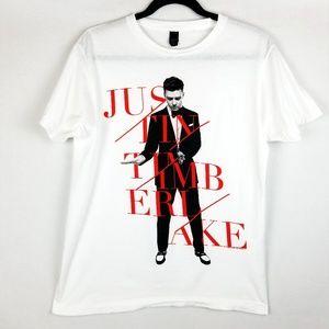 Justin Timberlake 2013 Summer Tour Graphic Tee